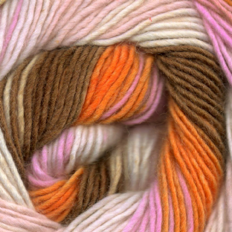 Lang Yarns JAWOLL MAGIC 6-ply 57 sundae
